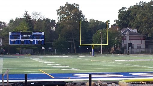 Infill Sand Synthetic Turf Football Field