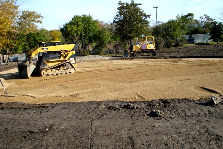 Greens Construction Mix