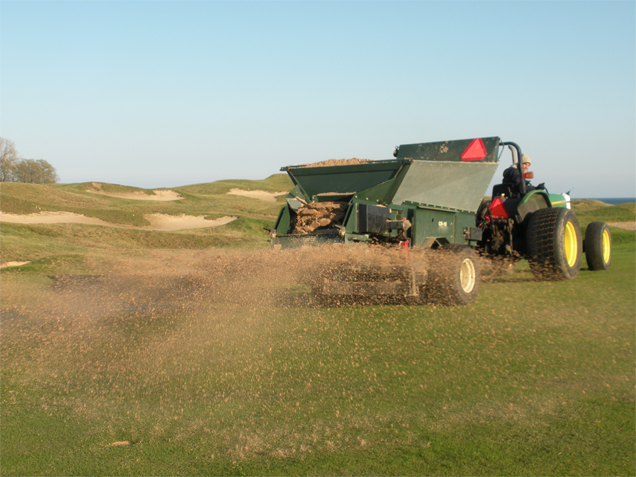 Fairway Topdressing Sand