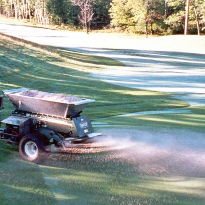 Greens Topdressing