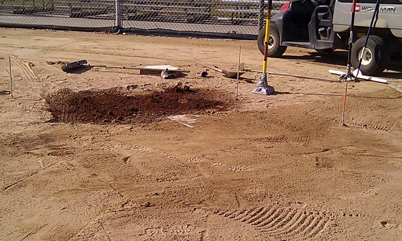 Batters Box Clay