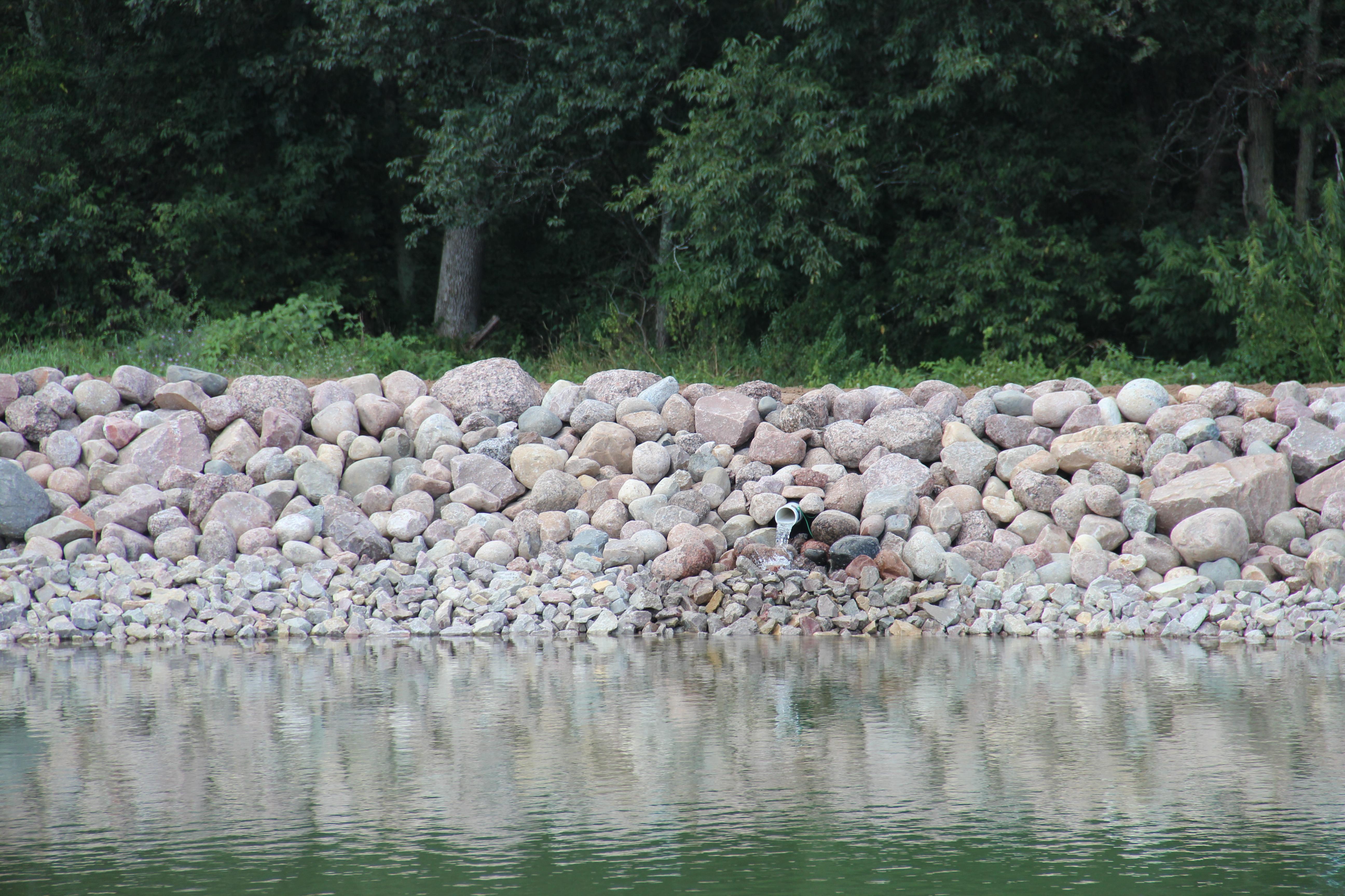 Cobblestones Pond