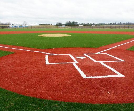 Infill Sand Baseball Artifical Turf