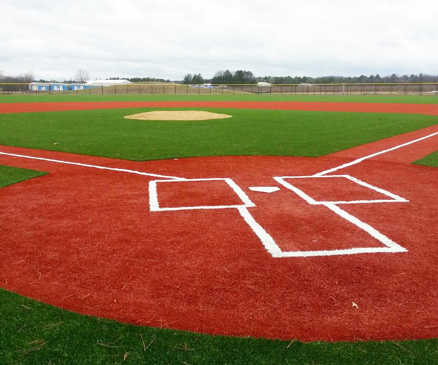 Infill Sand Baseball Artifical Turf