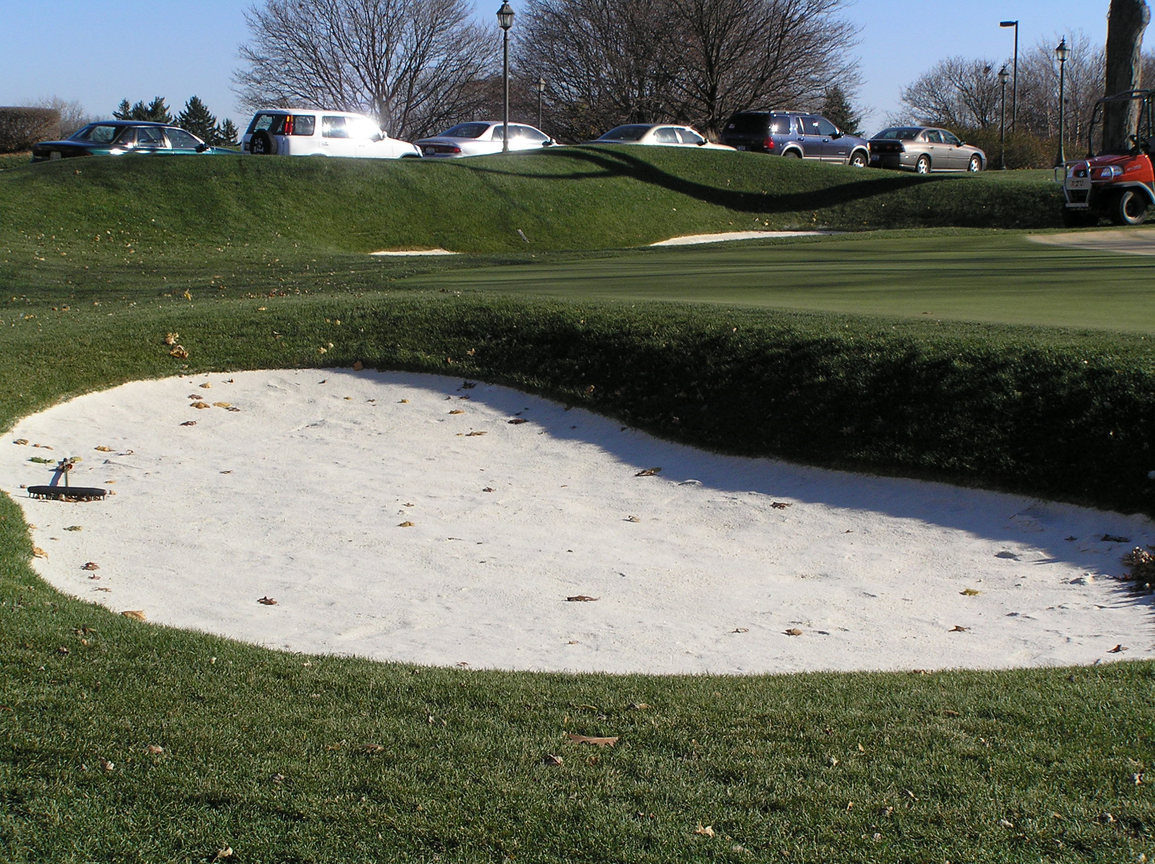 Best White Bunker Sand