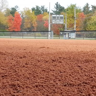 Quickpitch Red Limestone Infield Mix