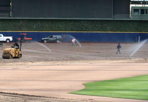 Sportsfield Rootzone Sand