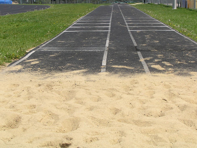 Long Jump / Triple Jump Pit Sand
