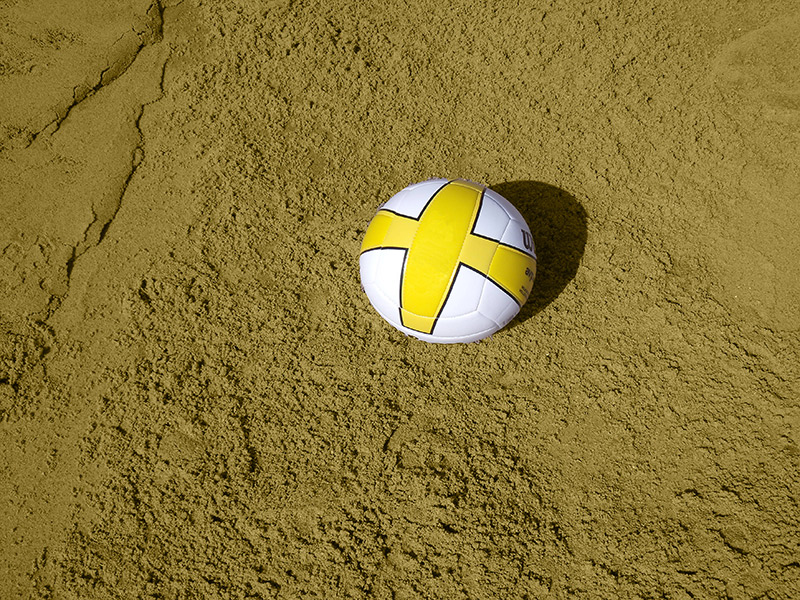 Victory Volleyball Sand